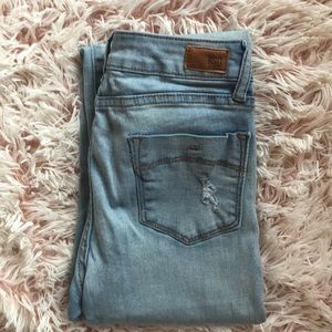 Girls RSQ distressed skinny jean